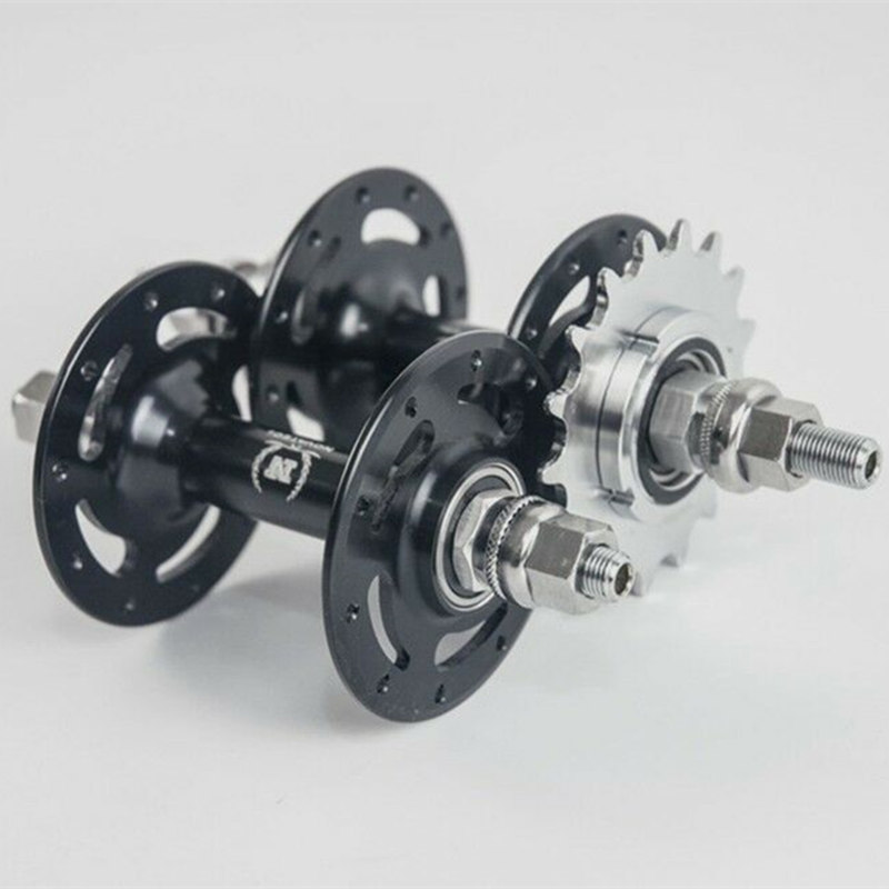 Novatec A185SBT A186SBT Fixed Gear 32 Holes Single Speed Bicycle Hub 14//15//16T