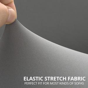 Image 4 - Stretch Copertura per Poltrona Divano Divano del Salotto 1 Sedile Fodera Divano Monoposto Mobili Divano Poltrona Elastico Copertura