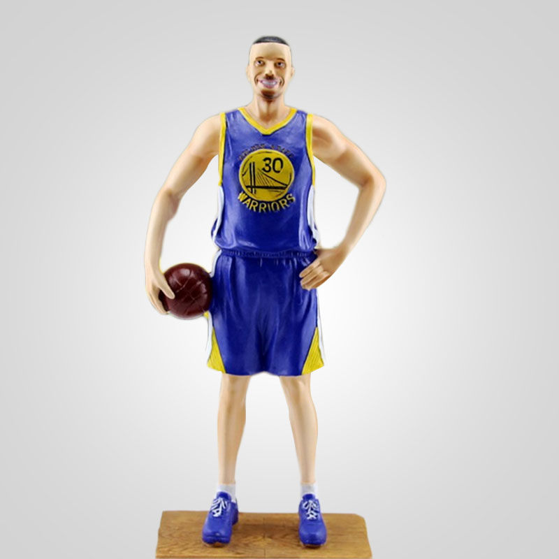 Stephen Curry Action Figure Los Angels Lakers Toy Children NBA Champion баскетбольную форму lakers