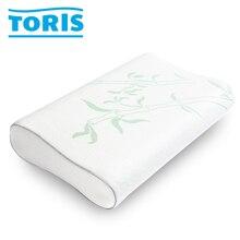 TORIS Elegiya П.102 Ультракомфортная подушка из вязкоэластичной пены уникальной запатентованной формы