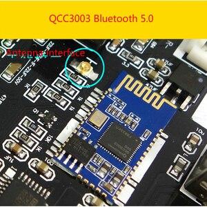 Image 5 - TPA3116D2 Bluetooth 5.0 Digitale Versterker Qcc3003 100W * 2 2.0 Stereo Audio Versterker PCM5102A Subwoofer Met Geluidskaart