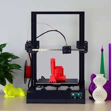 300*300*400 мм большой размер печати DMSCREATE DPX 3D Принтер Комплект металлический каркас линейная направляющая высокая точность