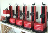 KT-QD01 platte markering pneumatische machines  naamplaat markering machines  USB computer aansluiting control data