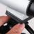 De Metal Super Telefoto 8X Lente Óptica De Vidrio Kit de la Cámara Del Teléfono Móvil con el clip y el trípode para iphone 5 6 plus samsung smartphone