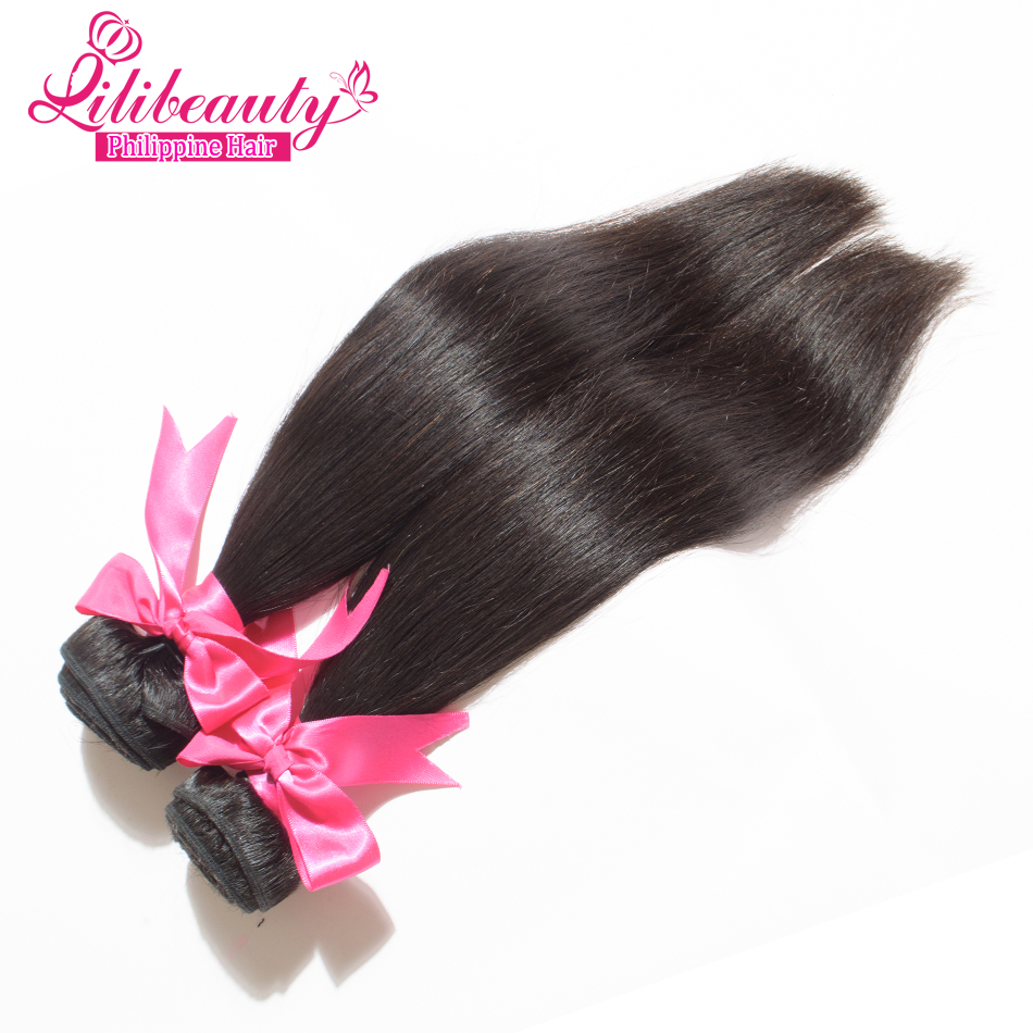 Lili Beauty Hair Extension 8a Grade Human Hair Philipino Straight