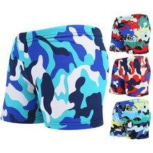 Летние шорты для мальчиков; детские плавки с рисунком; милые плавки для девочек; детская пляжная одежда; летние пляжные плавки