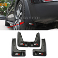 4 unids/lote Carstyling ABS Mud Flap Guardabarros Antisalpicaduras Guardabarros Guardabarros Perfector KX5 de Decoración Externa Para Kia 2016