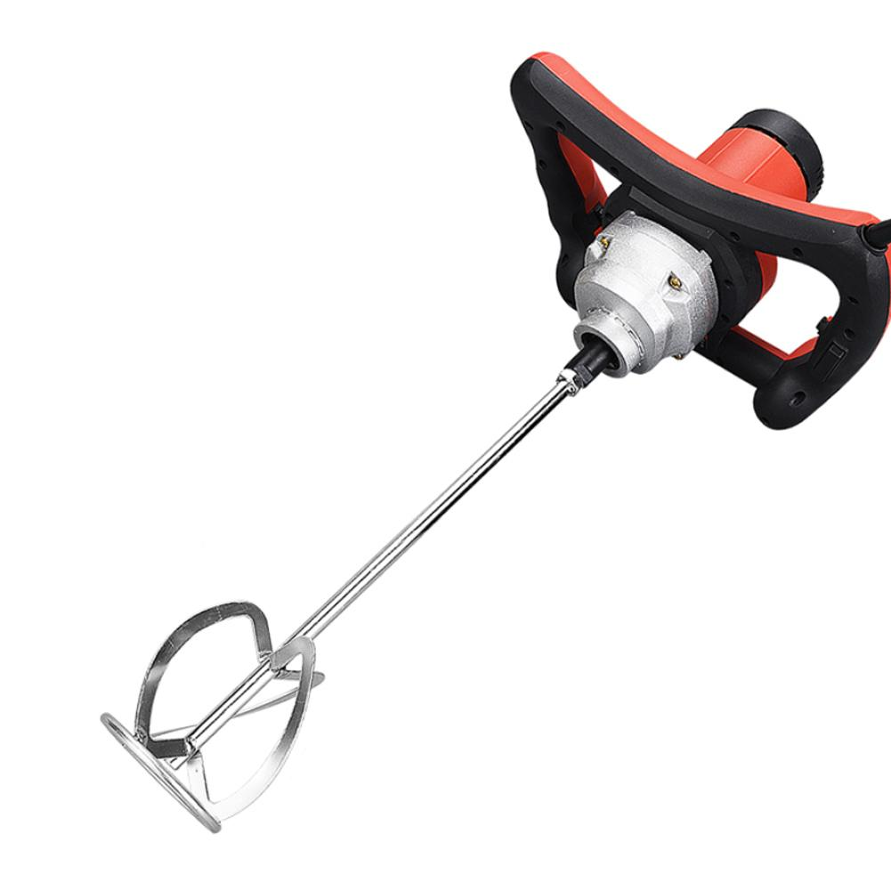 Hand Paint Mixer With Single Shaft And Packing Box FREE Shipping   Electric Single Coating Paint Mixing Tool Machine