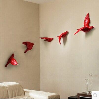 3d Wall Decor Birds   www.pixshark.com - Images Galleries ...