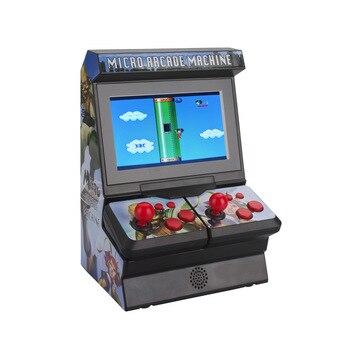 Mini Double Hand-held Gaming Console 183 in 1 Games Device Retro Style Mini Classic Arcade Machine Support TF Card