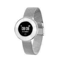 X6 для женщин умный Браслет электронные часы сердечного ритма мониторы сна трекер Multi спортивный режим Push сообщение Сидячий напоминание