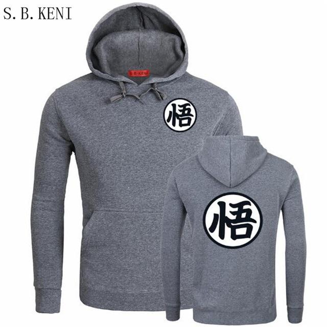 Dragon Ball Turtle Fairy Sweatshirts 100% Cotton Hoodie