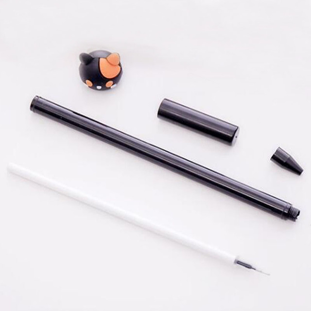 Cat Paw Shaped Pen with Black Refill