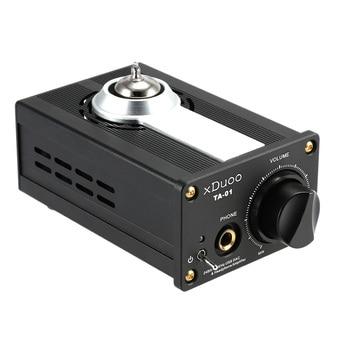 AK Original XDUOO TA 01 Hifi 24bit/192KHz USB DAC + Tube casque amplificateur Tube amplificateur de puissance classe A tampon ampli