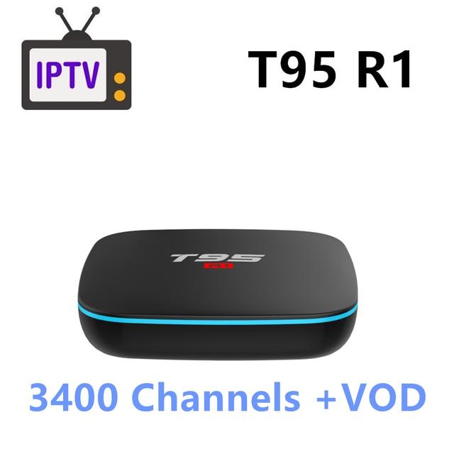 T95 R1 Evdtv Iptv 3400 Live Channels Arabic Code Uk Usa Iran Israel Portugal Spain