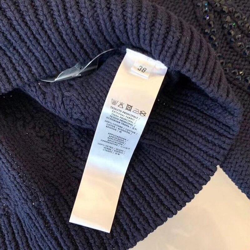 Nouveautés Femmes 2019 Manteau Limitée Veste Survêtement Supérieure Pour O cou Qualité Manteaux Tissu Mode De Ywp0HqYg
