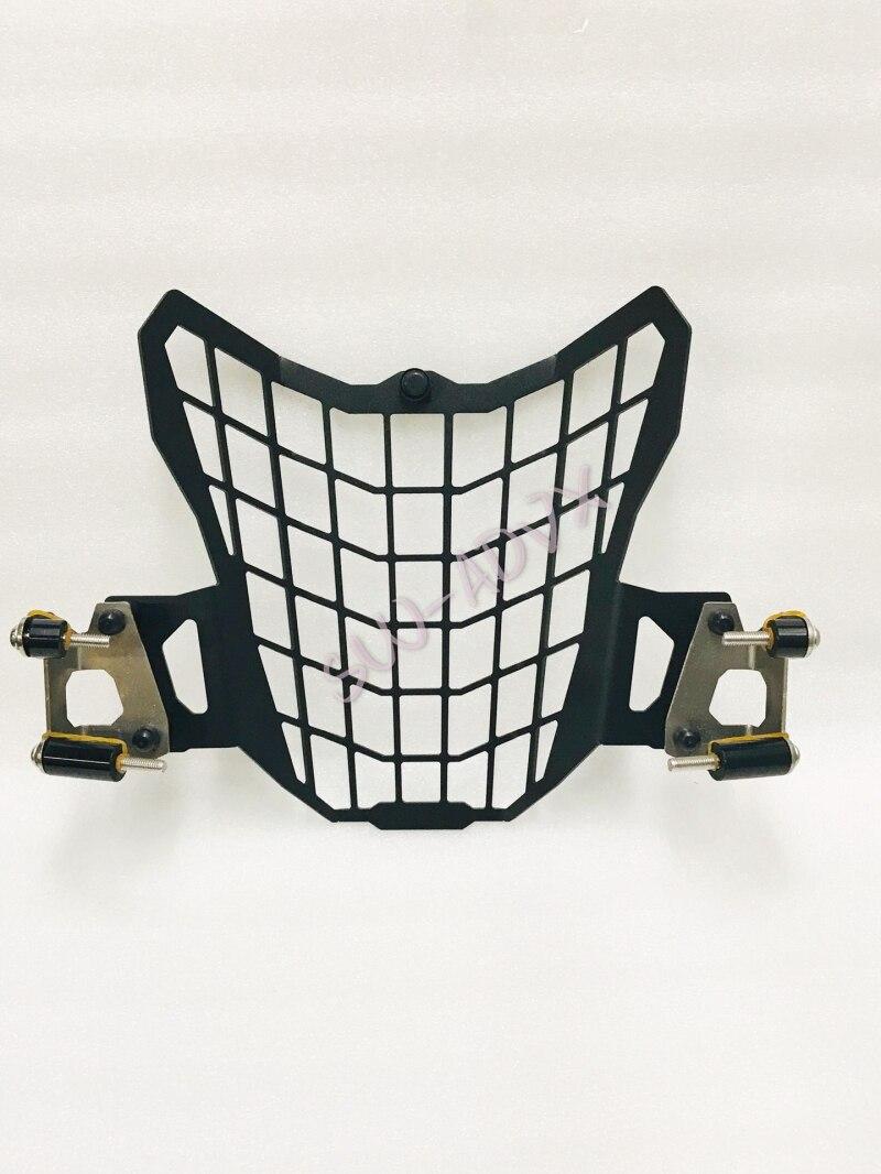 Headlight protection for Yamaha XT660Z Tenere