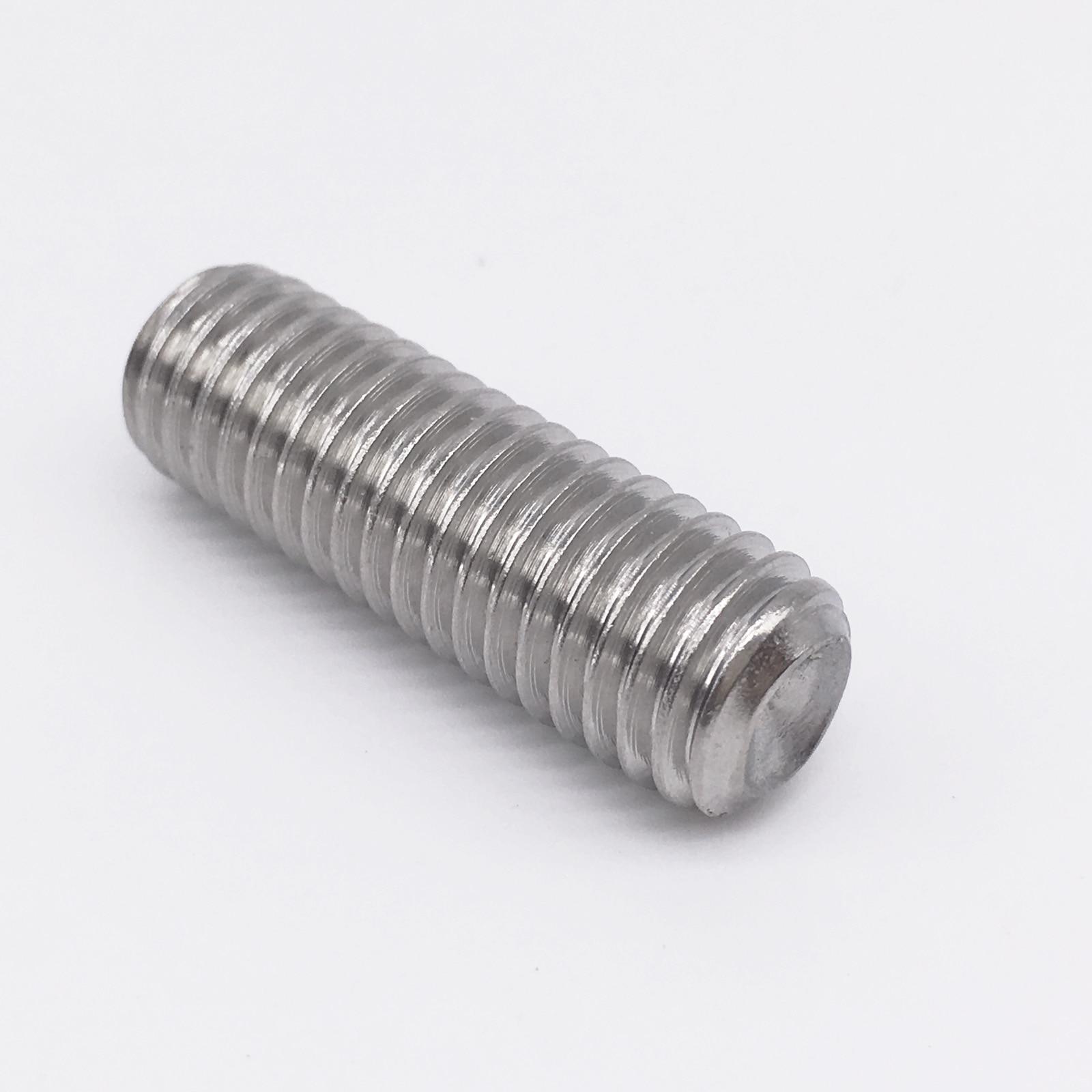 M5 Grub Screw Hex Socket Set Screws Cup Point Stainless Steel m5 grub screws cup point hex socket set screw 12 9 grade alloy steel