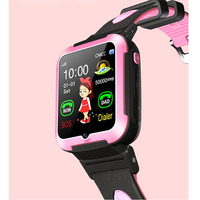 E7 Children Smart Watch GPS Phone LBS Location Life Waterproof Kids Baby Smartwatch Touch Screen Baby Wristwatch for iOS Android