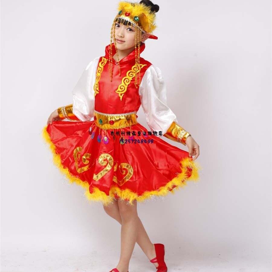 National dress for girls 68
