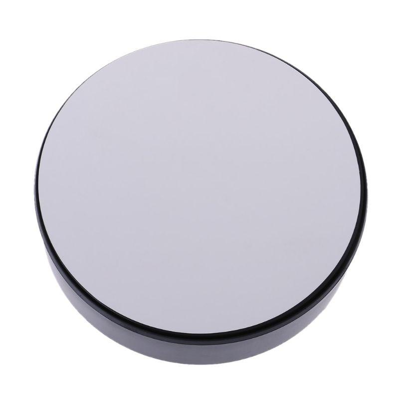 Einstellbar Batterie Betriebene Motorisierte Dreh 360 Grad Rotierenden Schmuck Display-ständer Plattenspieler Verpackung Werkzeug