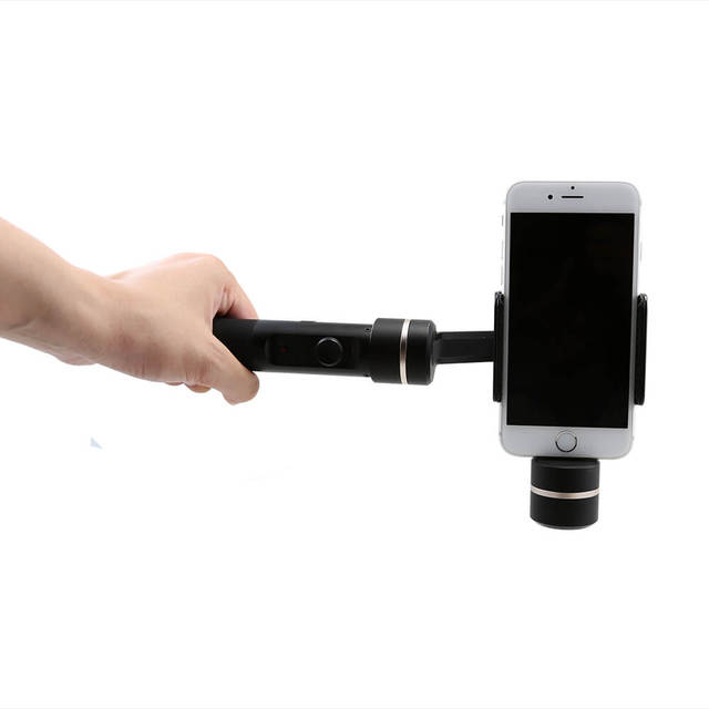 Feiyu Tech SPG Steaming Vision 3 Aixs Handheld Smartphone Gimbal Remote Control Smart Vertical Mode Handheld Gimbal