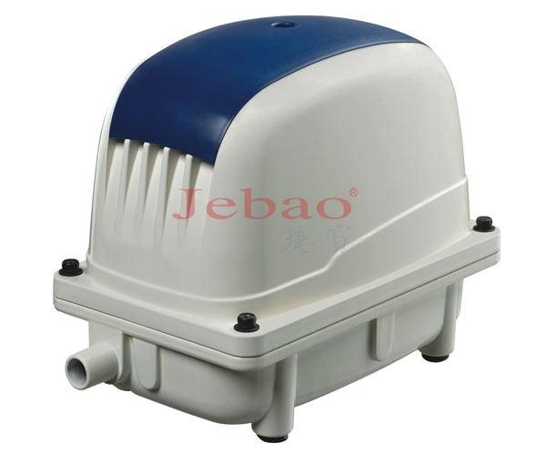 65W 100L min JEBAO ECO Air Pump Low Noise Aerator for Koi Fish Pond Large Pressure