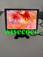 10.1 LCD WXGA Capacitive Touch Monitor Mini TV & Computer Display Color Screen Security Monitor With Speaker VGA HDMI