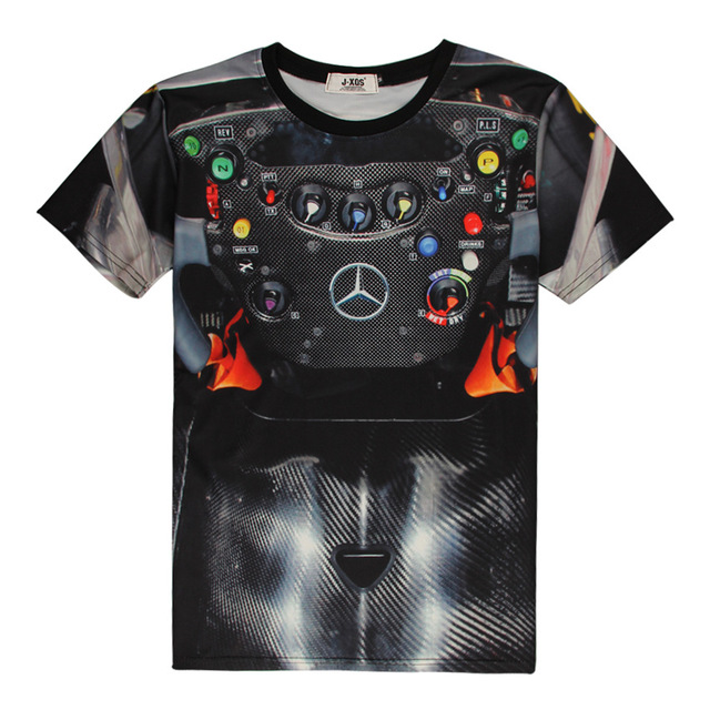 Formula One Mercedes T-shirt
