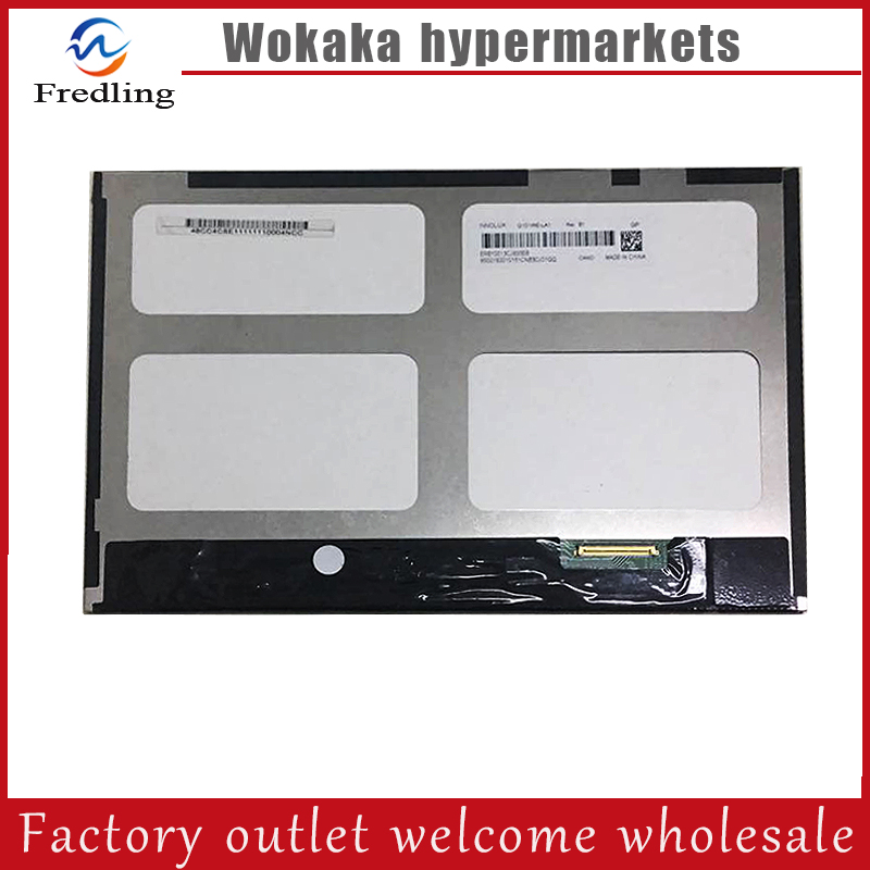 New 10.1 Inch Replacement LCD Display Screen For DEXP Ursus KX110 AVA tablet PC Free shipping new 7 inch replacement lcd display screen for oysters t72ms 3g 1024 600 tablet pc free shipping