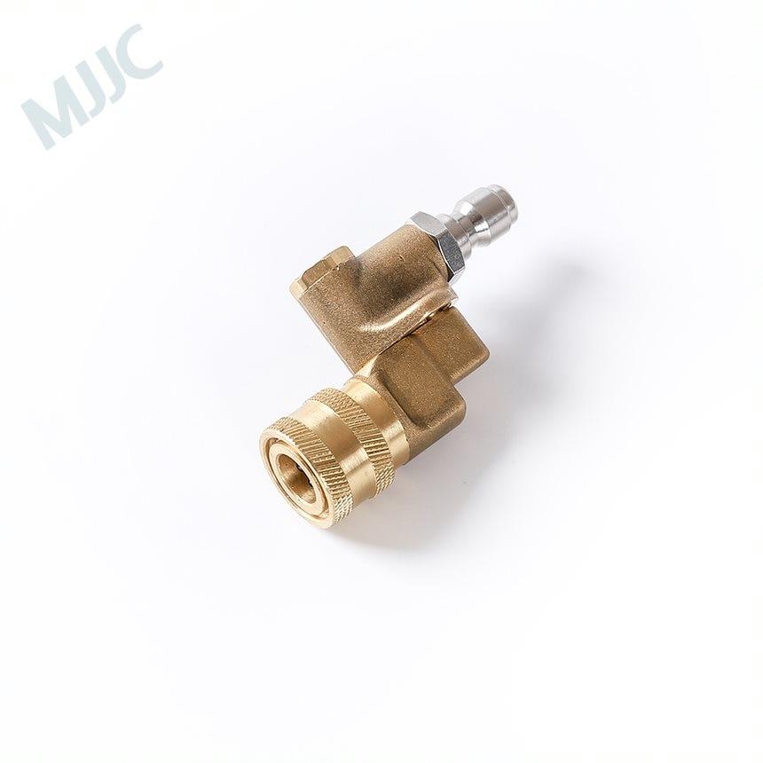 Nettoyeur haute pression de connecteur de Lance de mousse de marque MJJC avec accessoire d'automobiles de haute qualité