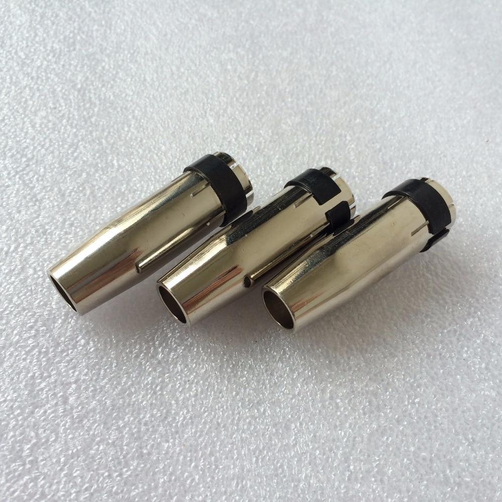 Купить binzel mb24 23 24kd газовая форсунка для сварки mig mag co2