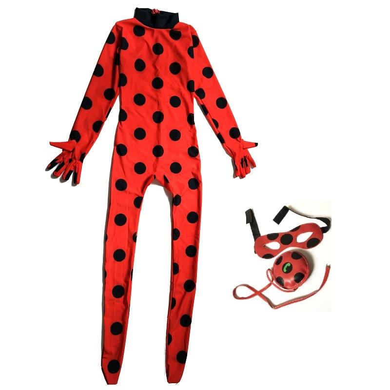 buy adult lady bug miraculous ladybug cat. Black Bedroom Furniture Sets. Home Design Ideas