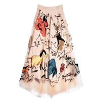 WE07577 Fashion women's Skirts 2018 Runway Luxury Brand European Design party style women's Clothing