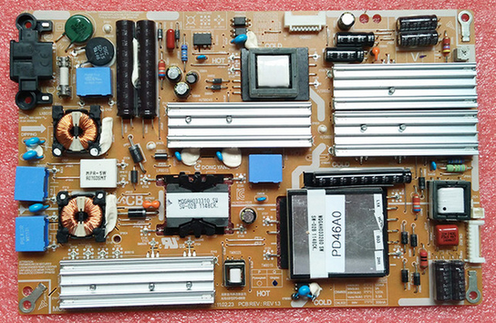 For Samsung UA40D5000PR UA46D5000PR LCD TV Power Supply Board PD46A0_BDY BN44-00422B Is Used
