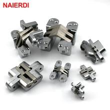 Folding Hinges NAIERDI-4014 Concealed