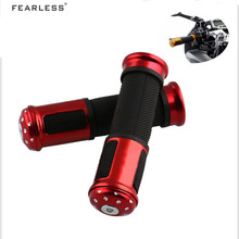 Motorcycle Handle Set Modified Universal Aluminum Alloy Oiler Throttle Rotating