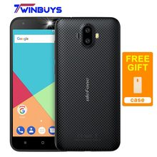 Ulefone S7 Dual Rear Cameras Mobile Phone MTK6580A Quad Core Android 7.0 5.0 inch HD 1GB 8GB 8MP+5MP 2500mah 3G WCDMA Cellphone(Hong Kong,China)