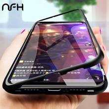 Magnetic Phone Case For Xiaomi Redmi
