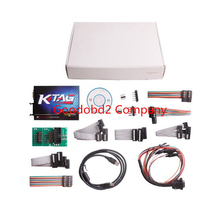 100% Brand New Ktag K-TAG ECU Programmer Tool Master KTAG V2.06 and V1.89 2 in 1 No Tokens Limited K TAG ECU Chip Tuning Tool
