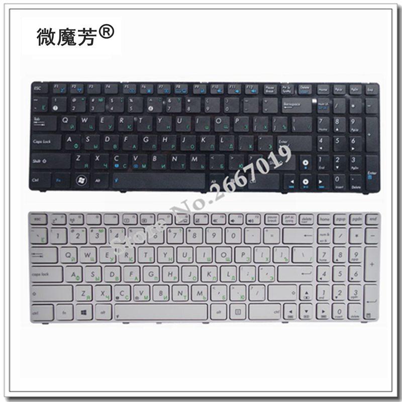 RU For Asus G73Sw G73Jw K52D K52DR K52DY K52JK K52JR K52JT K52JU K52JV K53SV K53SC 04GN0K1KRU00-3 Laptop Keyboard Russian