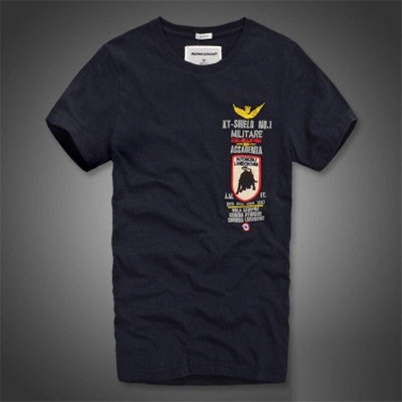 2019 new summer   t     shirt   men 100% cotton embroidery pattern short sleeve   t  -  shirt