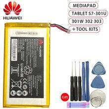 Hua Wei Original Replacement Tablet Battery HB3G1 HB3G1H for Huawei MediaPad 7 Lite S7-301u T-Mobile Springboard 4000mAh
