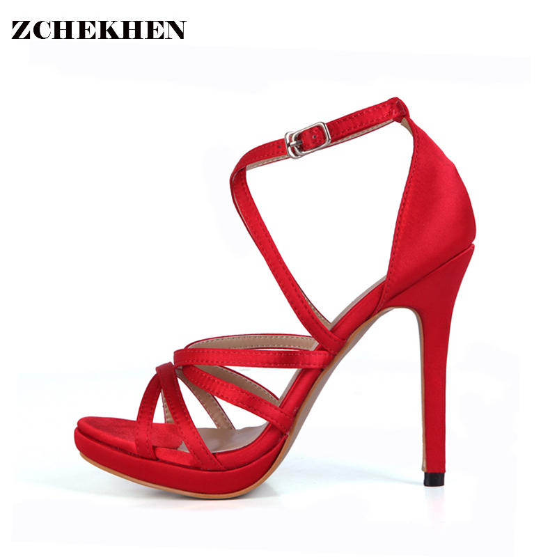Sexy pink women summer pumps fashion autumn thin high heel Office pumps pointed toe party wedding shoes ankle strap 0640A-4b moonmeek spring summer new arrive high heels pointed toe with buckle sexy flock thin heel women pumps wedding party shoes