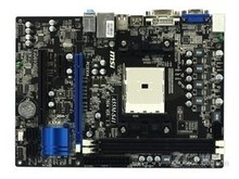 Msi a55m-s41 a55 fm1 DDR3 16GB USB2.0 VGA motherboard all solid state