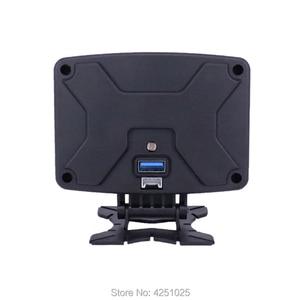 Image 4 - CXAT A208 Multi Functional Smart Car OBD HUD Digital Meter Speedometer Fuel Consumption Gauge Fault Code Alarm Display