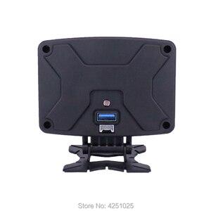 Image 4 - Cxat A208 多機能スマート車 obd hud デジタルメータースピードメーター燃料消費ゲージ故障コードアラーム表示
