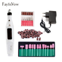 Electric Manicure Cutters Nail Drill Gel Removal Machine Bits Milling Polish Remover Tool