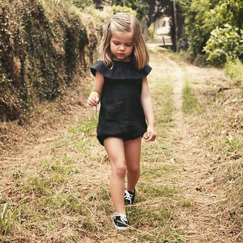 Fashion Random Newborn Girls Children's Clothing Jumpersuit Sliders Playsuit Outfit Female Beach Suit  SR214 аксессуары для косплея random beauty cosplay
