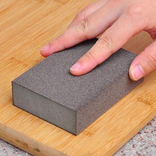 Kitchen Nano Emery Magic Clean Rub Pot Rust Focal Stains Sponge Removing Kit